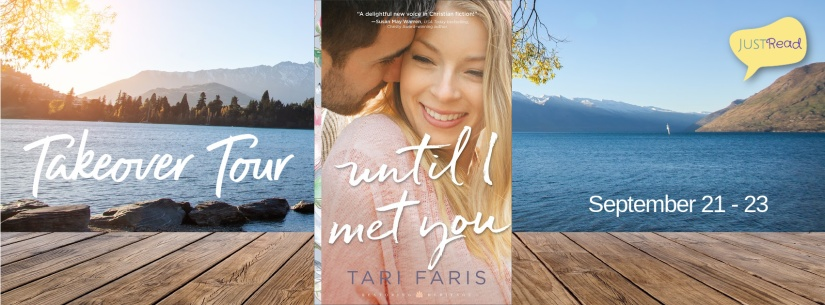Until I Met You JustRead Takeover Tour