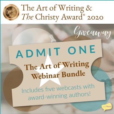 The Art of Writing Webinar Bundle JustRead Giveaway