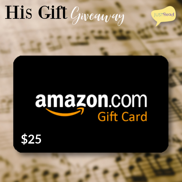 His Gift JustRead Giveaway