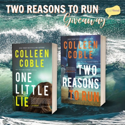 Two Reasons to Run JustRead Takeover Giveaway
