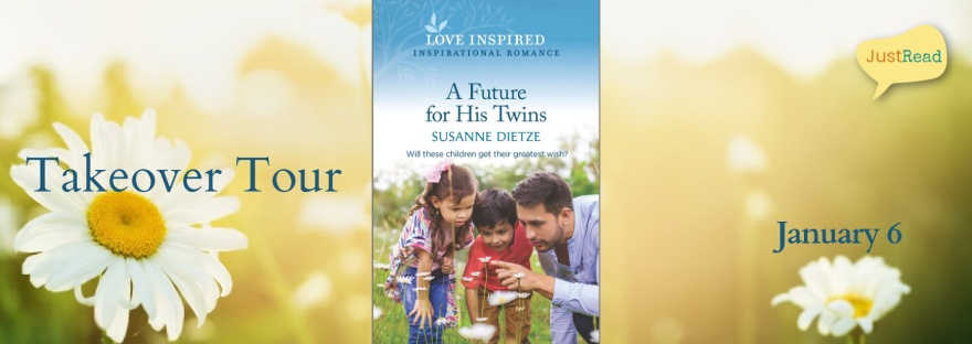 A Future for His Twins JustRead Takeover Tour