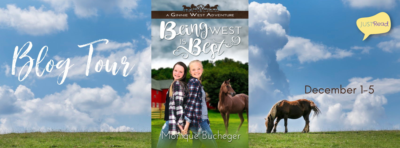 Welcome to the Being West is Best Blog Tour & Giveaway!