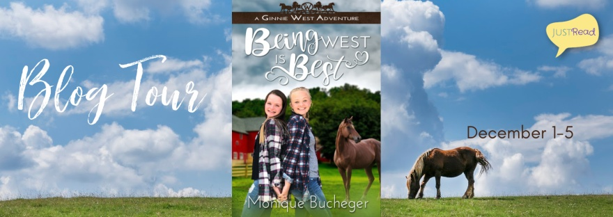 Being West is Best JustRead Blog Tour