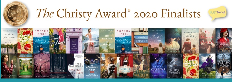 The Christy Award 2020 Finalists on JustRead