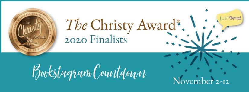 The Christy Award 2002 Finalist JustRead Bookstagram Countdown