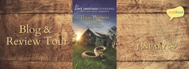 Texas Witness Threat JustRead Blog + Review Tour