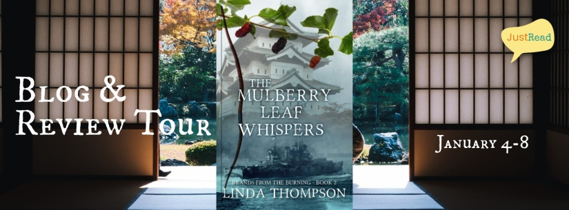 The Mulberry Leaf Whispers JustRead Blog + Review Tour