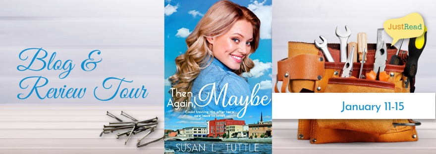 Then Again, Maybe JustRead Blog + Review