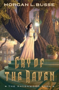 Cry of the Raven by Morgan L Busse