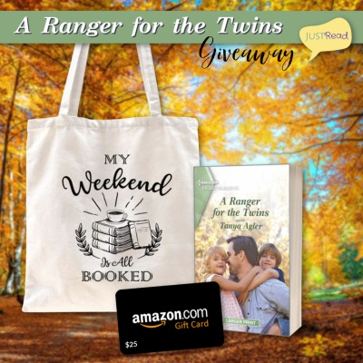 A Ranger for the Twins JustRead Giveaway