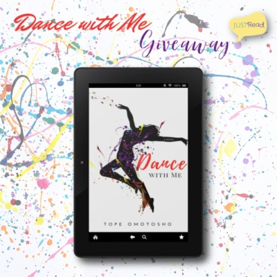 Dance with Me JustRead Giveaway