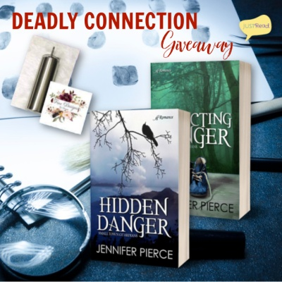 Deadly Connection JustRead Giveaway