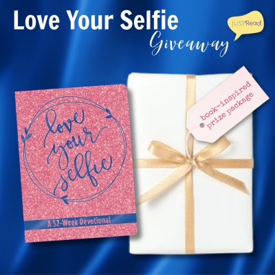 Love Your Selfie JustRead Giveaway