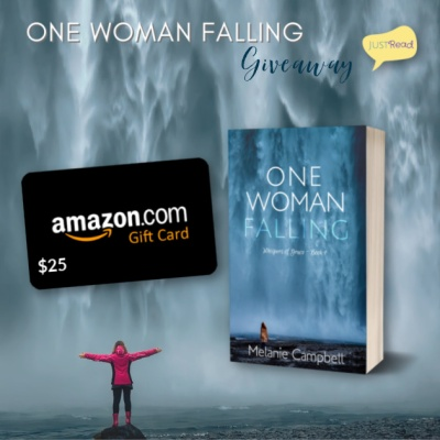 One Woman Falling JustRead Giveaway