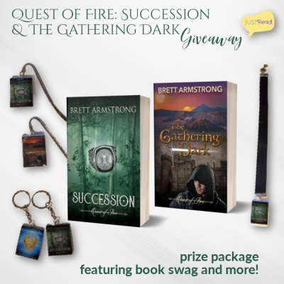 Quest of Fire JustRead Giveaway