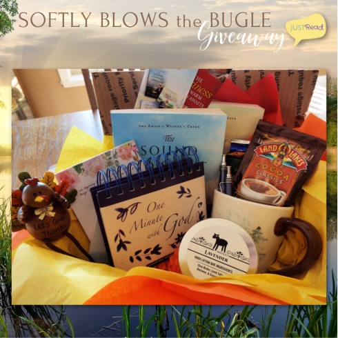 Softly Blows the Bugle JustRead Giveaway