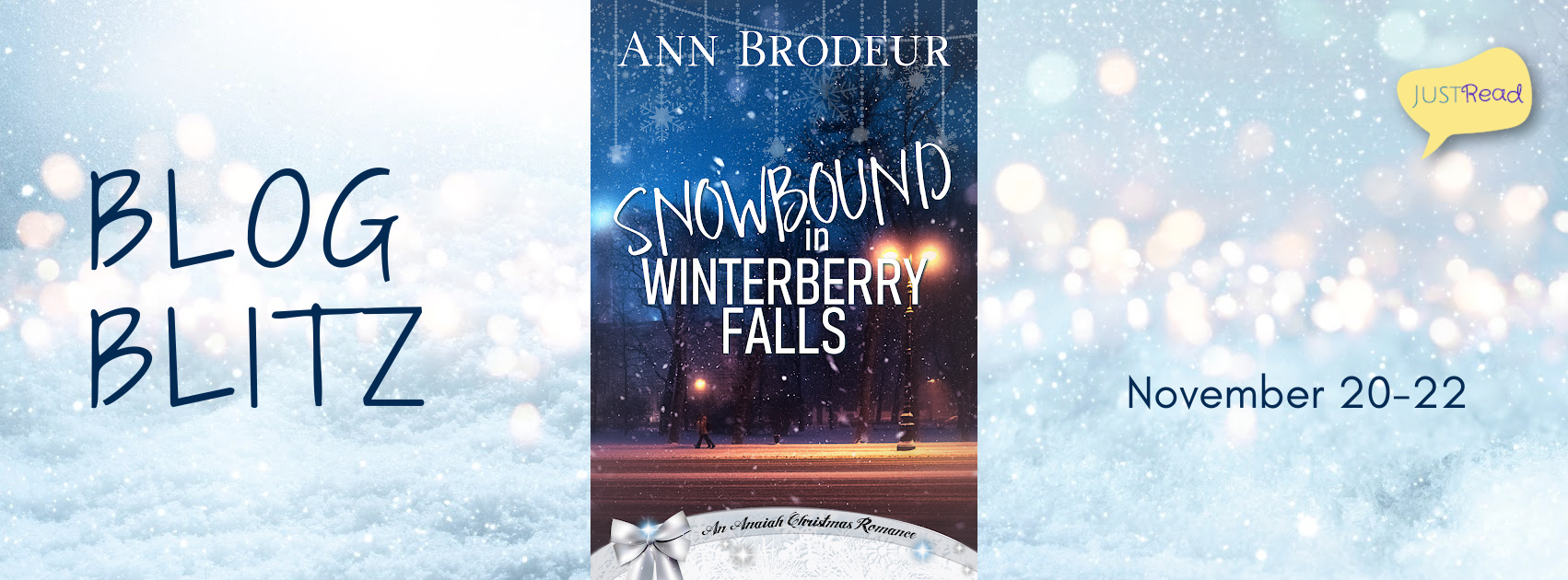 Welcome to the Snowbound in Winterberry Falls Blog Blitz & Giveaway!
