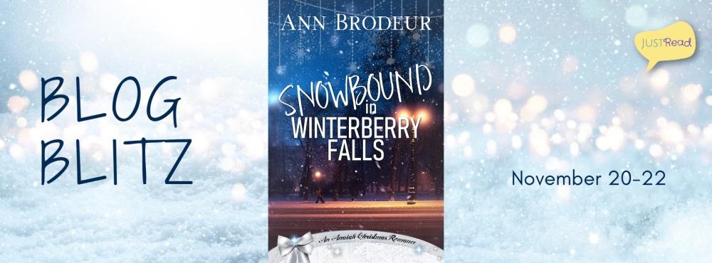 Snowbound in Winterberry Falls JustRead Blog Blitz