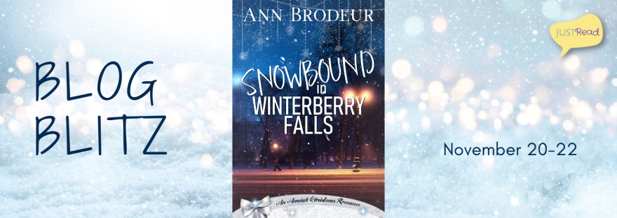 Snowbound in Winterberry Falls JustRead Blog Blitz