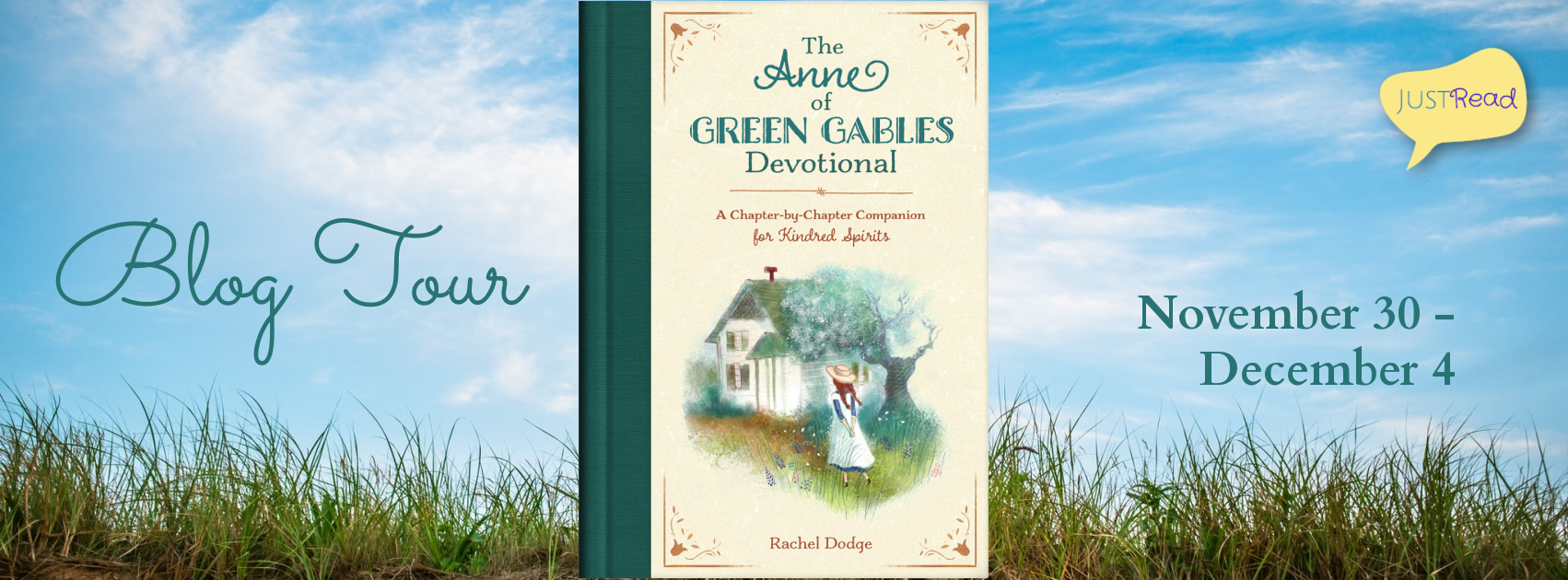 Welcome to the Anne of Green Gables Devotional Blog Tour & Giveaway!