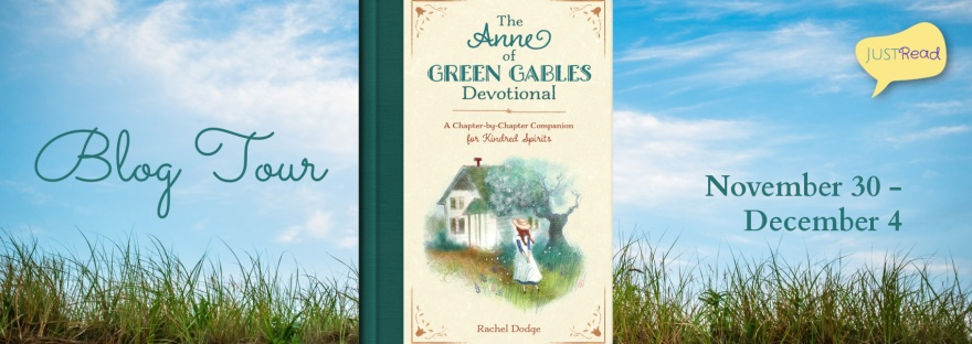 The Anne of Green Gables Devotional JustRead Blog Tour