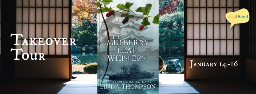 The Mulberry Leaf Whispers Takeover Tour + Giveaway