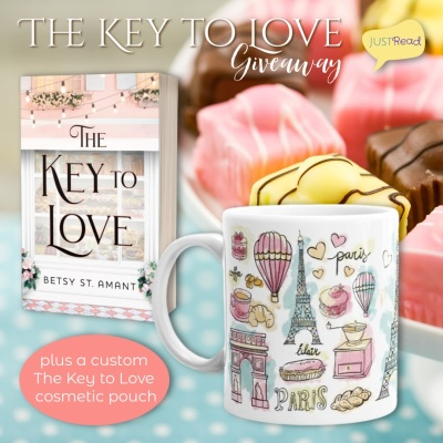 The Key to Love JustRead Giveaway