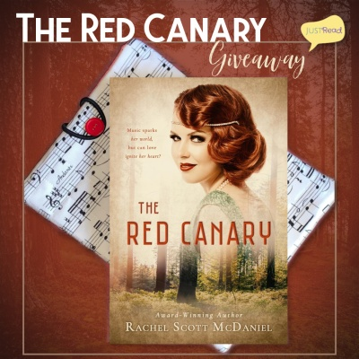 The Red Canary JustRead Takeover Giveaway
