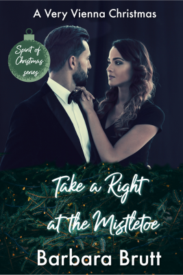 Take a Right at the Mistletoe