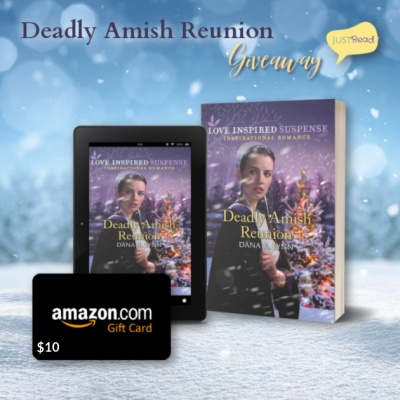 Deadly Amish Reunion JustRead Giveaway