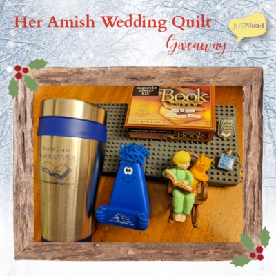 Her Amish Wedding Quilt